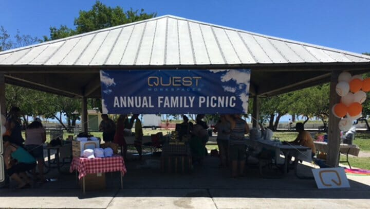 Quest Cares Picnic: Having Fun and Giving Back