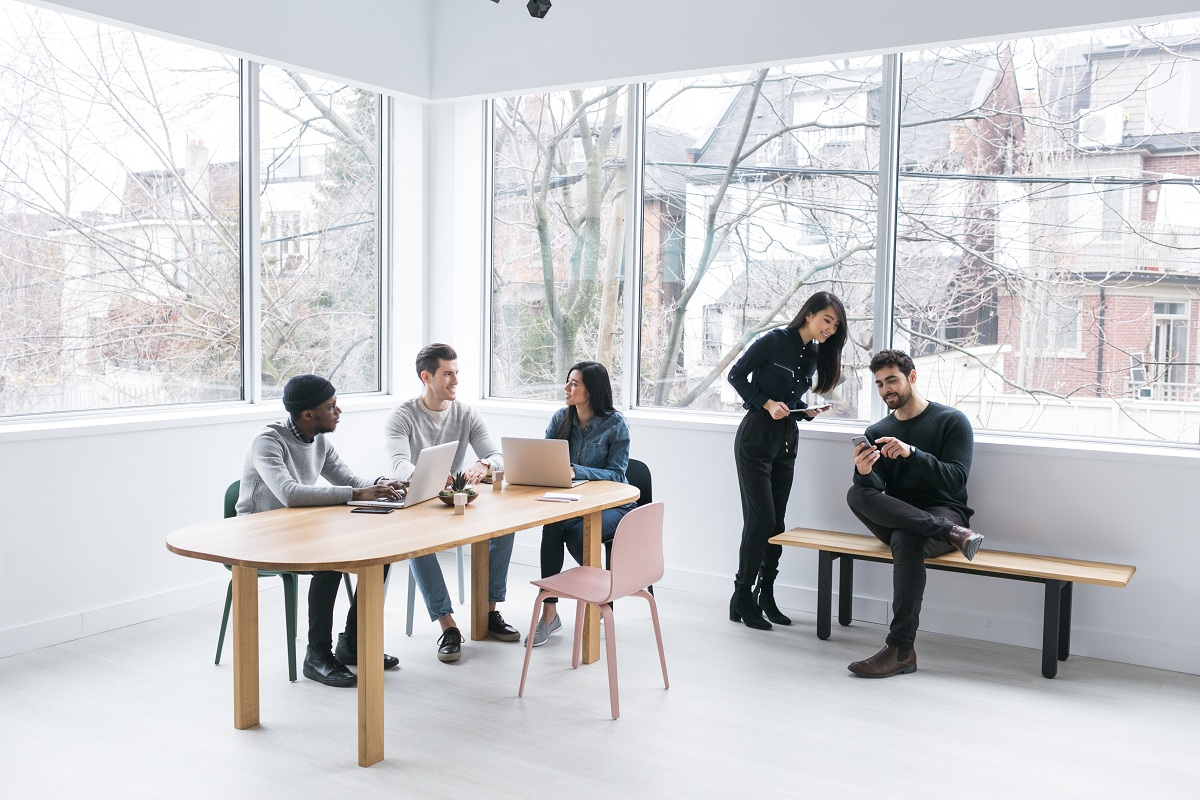 How Flexible Workspaces Help Small Businesses Grow